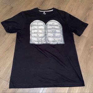 Jordan Tombstone Black short sleeve T-Shirt